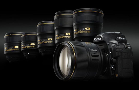 Camera and lenses for a beginner