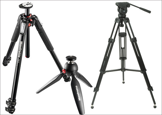 Choose a suitable tripod for your camera