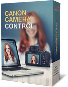 Canon tethering software