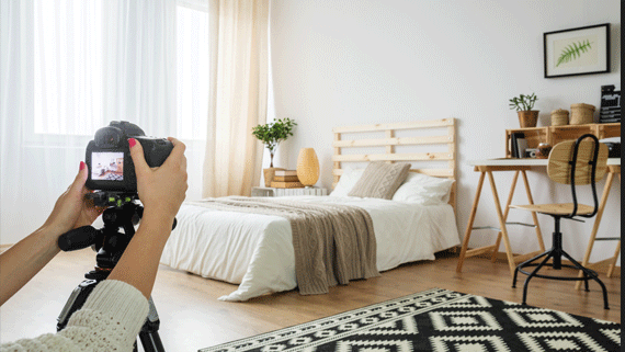 Try out real estate photography for freelancing