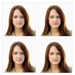 Make a passport photo at home fast and easily