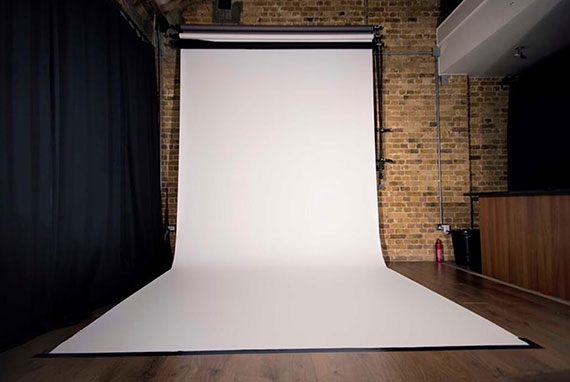 Don't forget about backdrops