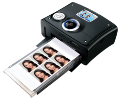Photo quality printer to print passport photos